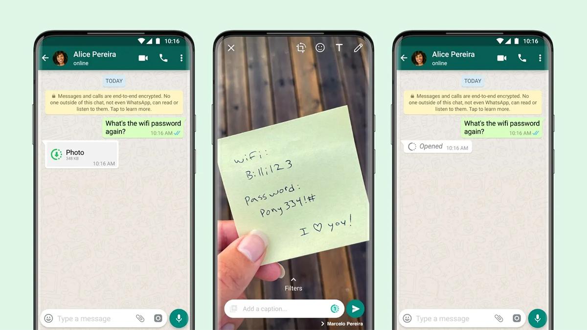 想在 WhatsApp 中发送消失的消息吗?就是这样的