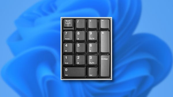 How to Use Your Numeric Keypad as a Mouse on Windows 11