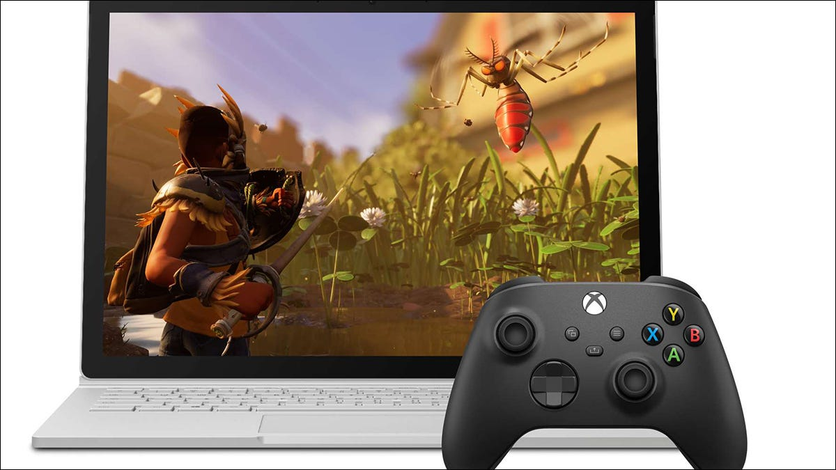 Xbox streaming Windows 10