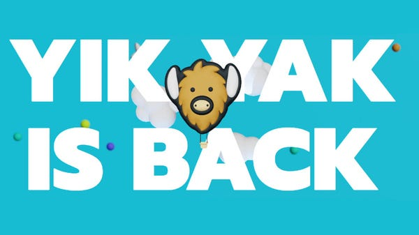 Yik Yak Is Back, but the Anonymous App Is Only for iPhone