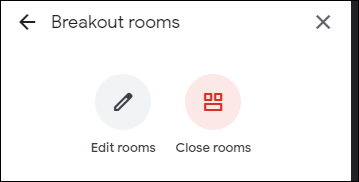 In-rooms options.