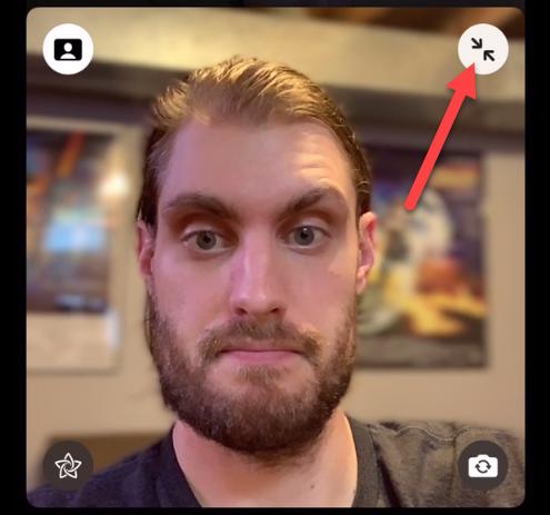 Portrait Mode enabled. Minimize video.