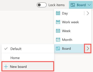 Select New Board