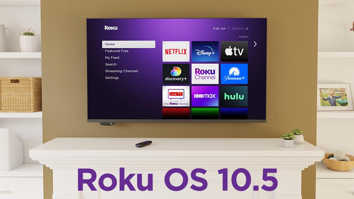 Roku OS 10.5