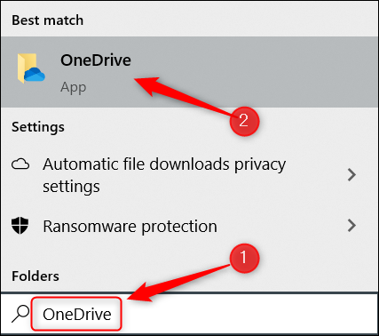 Search OneDrive