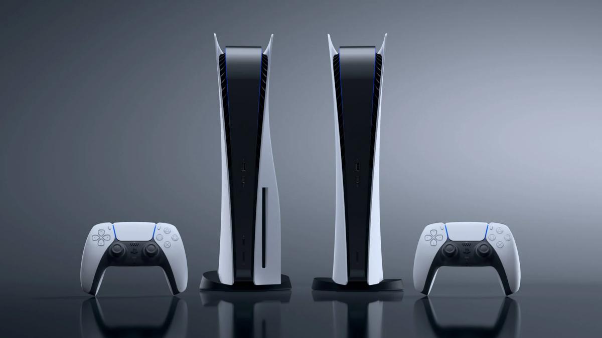 Le console PlayStation 5 di Sony