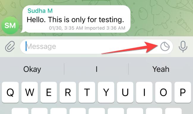 روش یافتن و مدیریت استیکر های تلگرام در آیفون و اندروید