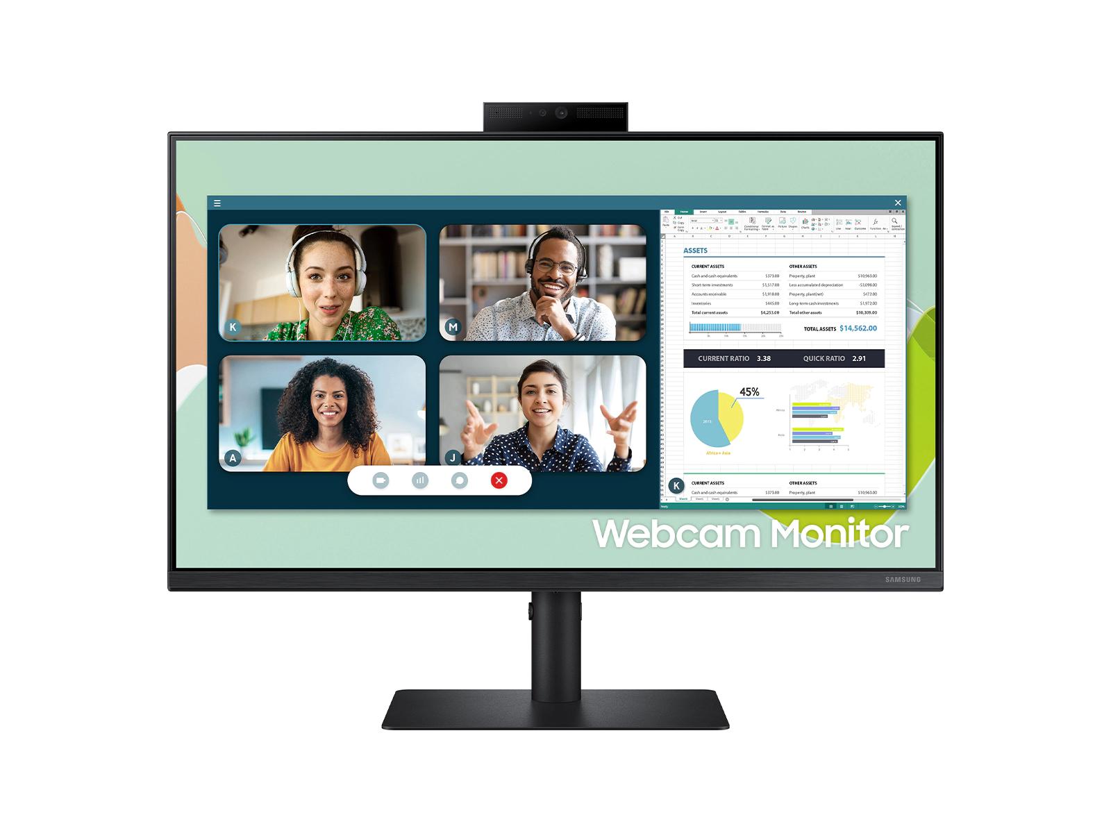 24 Webcam Monitor S4