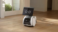 Amazon's Astro Robot Is as Adorable as It Is Terrifying