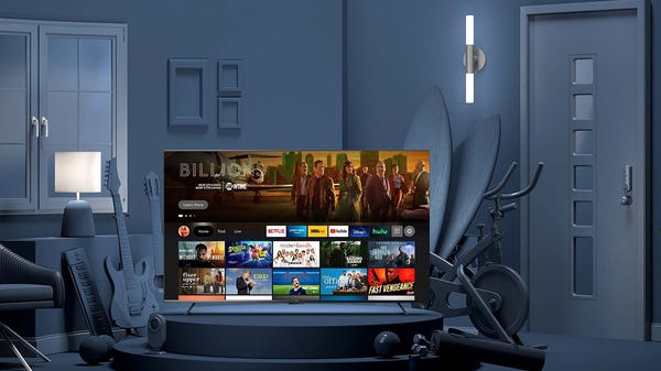 Amazon Is Now Making Its Own Televisions Running Fire TV