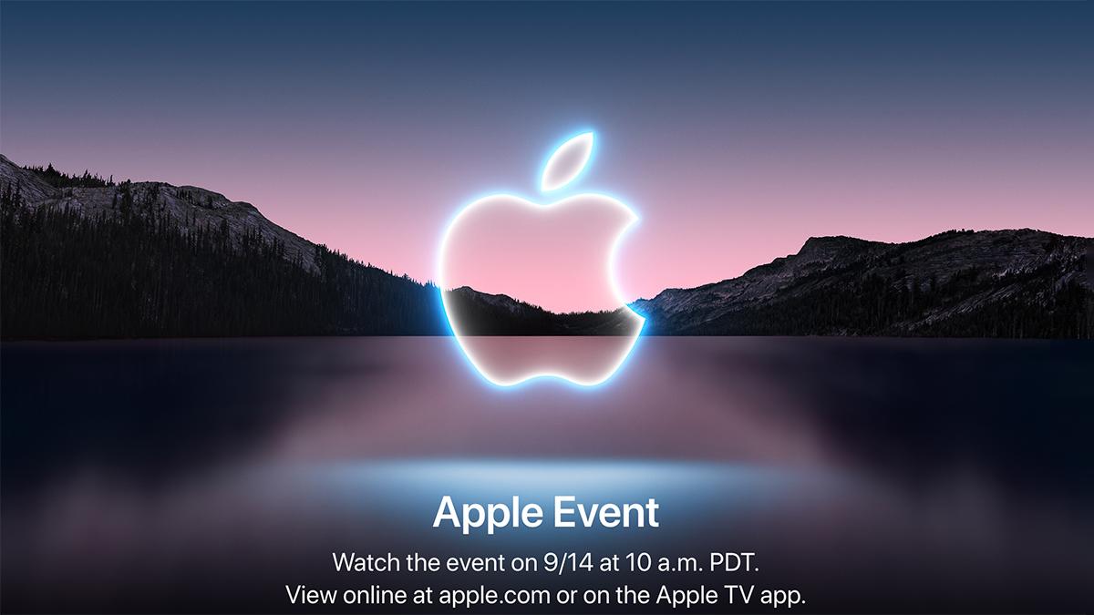 Evento da Apple em 14 de setembro