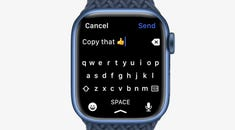 Apple Watch Series 7 Brings a Full Keyboard to Your Wrist
