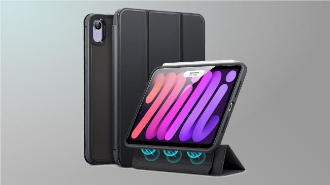 ESR Hybrid Case on grey background