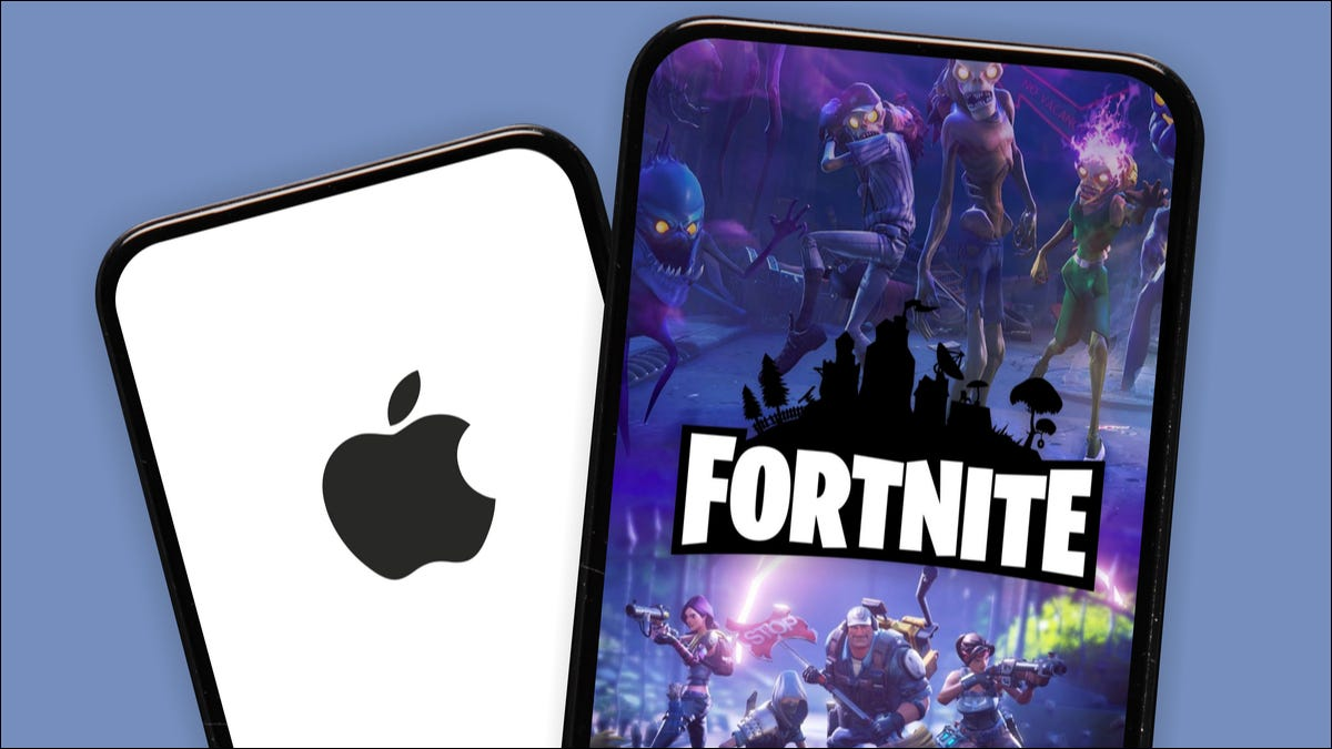Fortnite and Apple