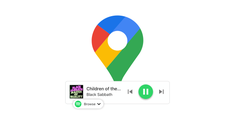 How to Use Google Maps Music Controls for Spotify, Apple Music, or YouTube Music