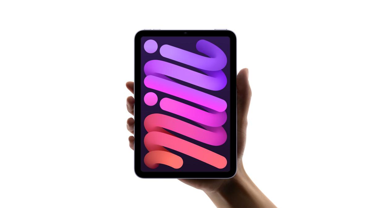 The iPad Mini 2021 Model