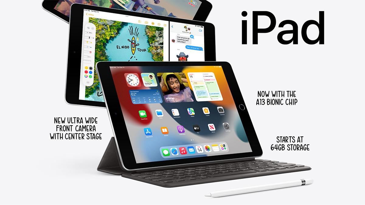 Novo iPad 2021