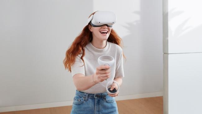 người sử dụng Oculus Quest 2