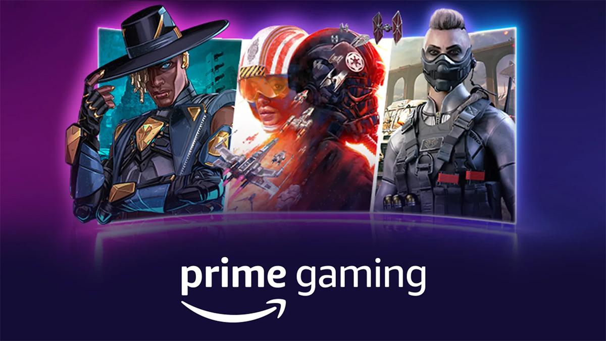 Prime Gaming October 2021