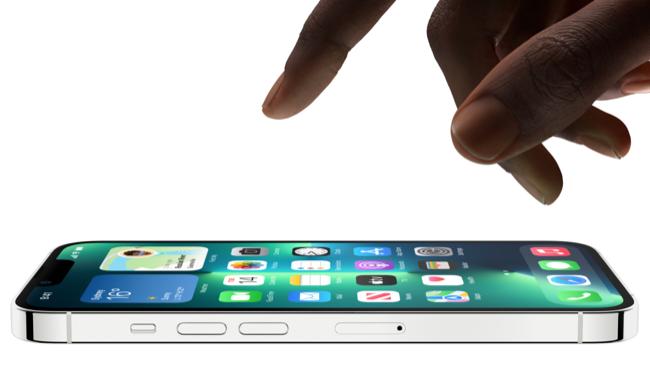 iPhone 13 Pro com ProMotion Display