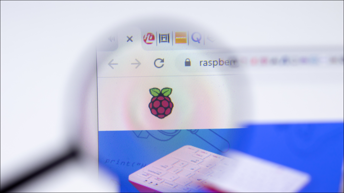 Raspberry Pi Home Page