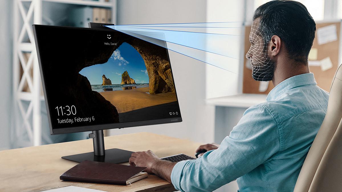 Samsung S4 Monitor
