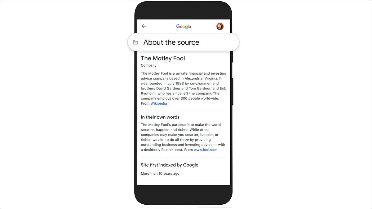 Google Search On info