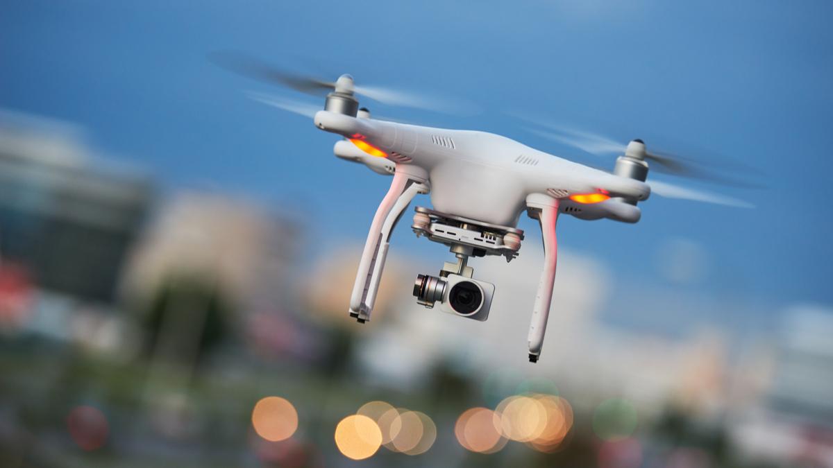 How Do Drones Actually Fly?