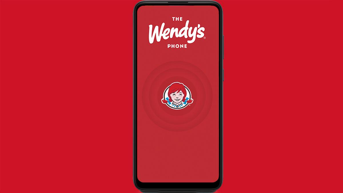 Wendy's phone