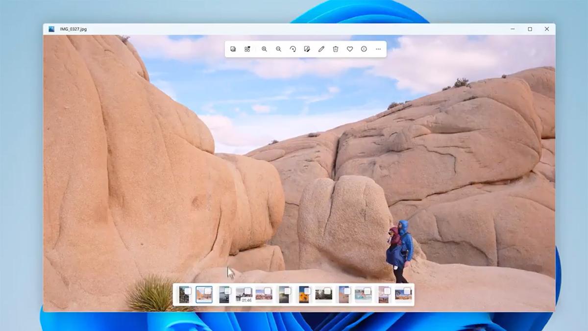 Windows 11 Photos app