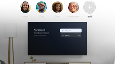 Google TV Gets Personalized User Profiles and a Revamped Screensaver