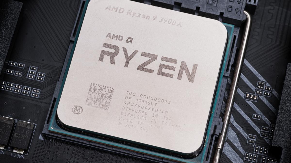 Chip AMD Ryzen
