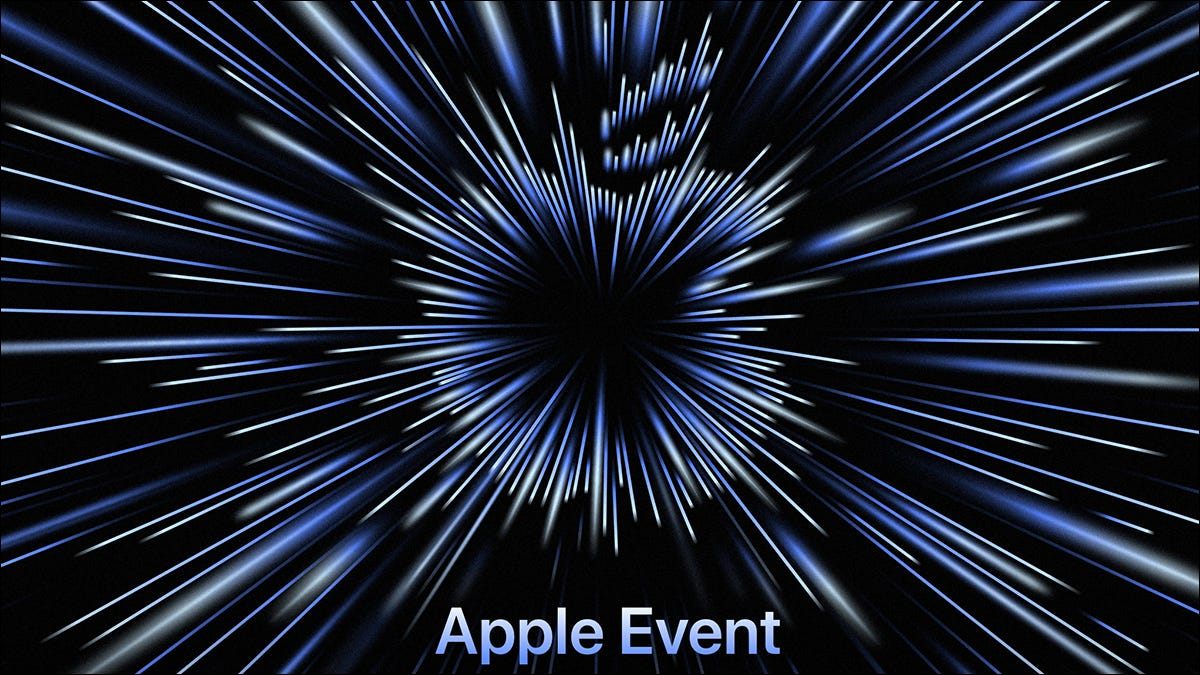 Apple Event 10 18 201