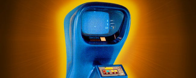 The First Commercial Video Game: How It Looked 50 Years Ago