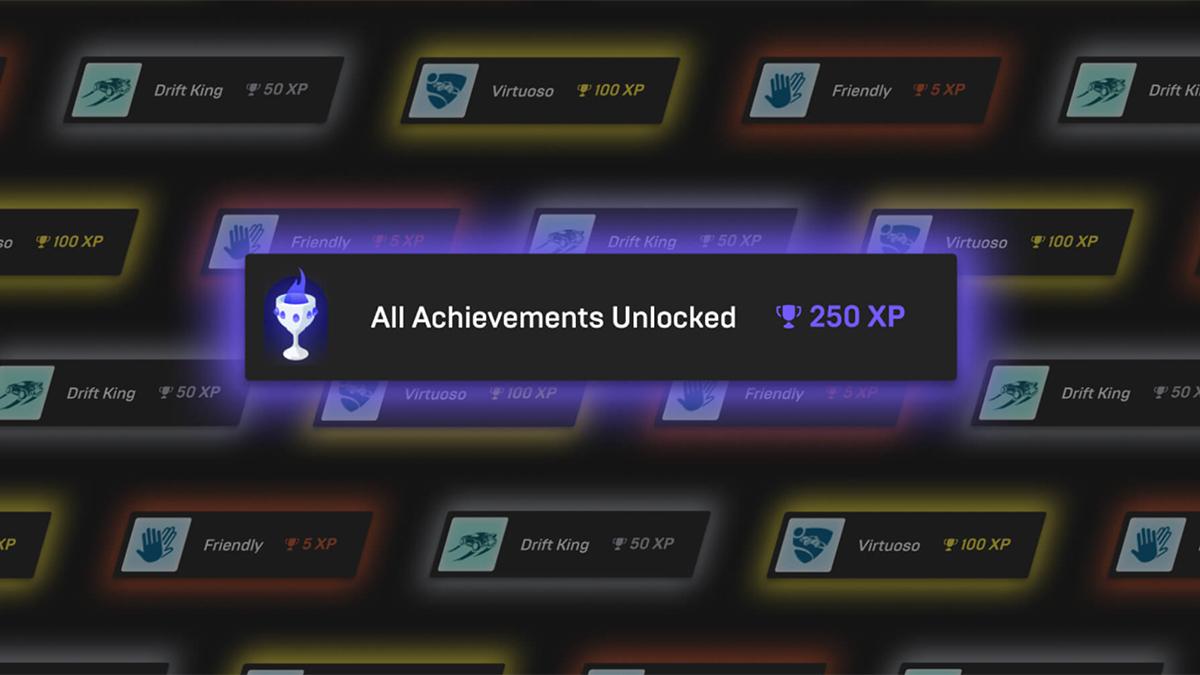 Epic Games Achievements