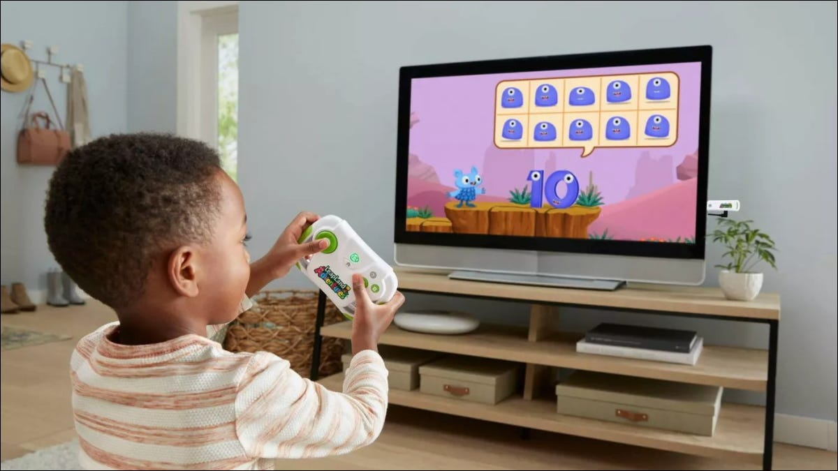 child playing Lapland Adventures