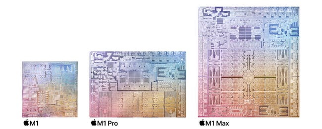 What's the Difference Between Apple's M1, M1 Pro, and M1 Max?
