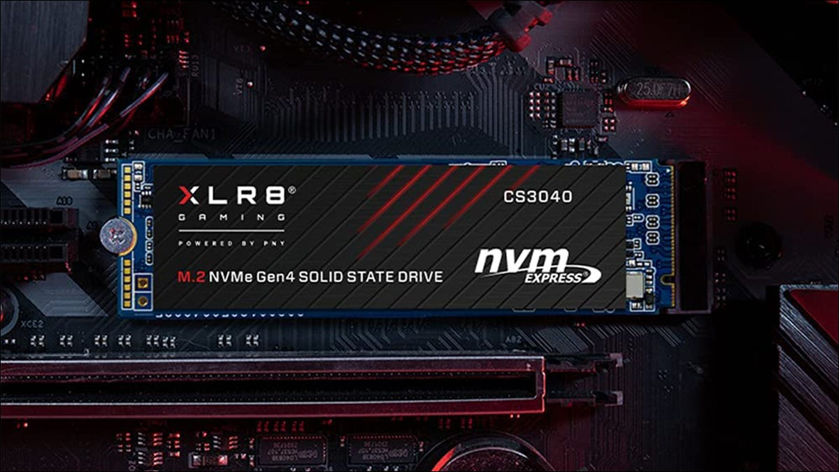 PNY SSD deal