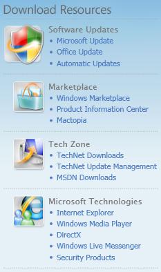 microsoft download center beta