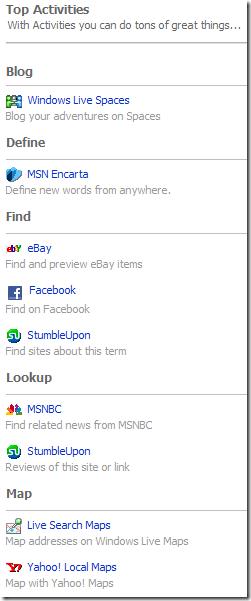 A Look At Internet Explorer 8 Beta 1