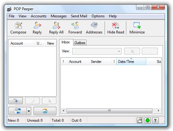 Keep an eye on webmail with pop peeper