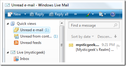 how to add contacts on gmail on windows 7
