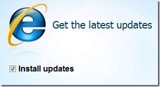 Instal Updates