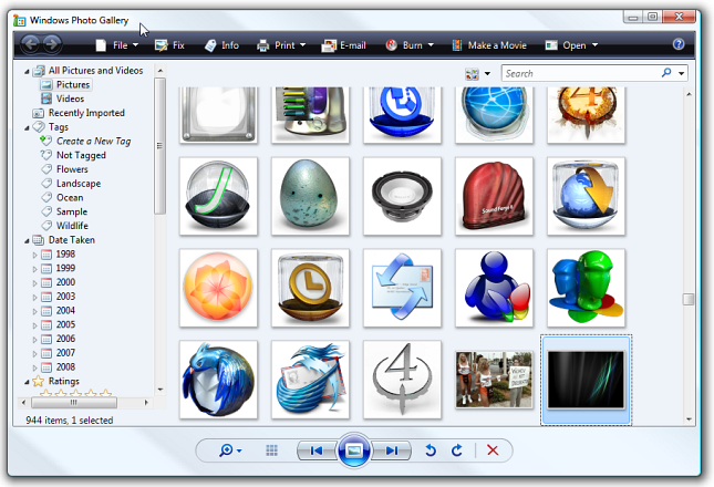 Windows Live Photo Gallery Free Microsoft Office Picture