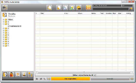 Geek Reviews: Music Player AIMP 2