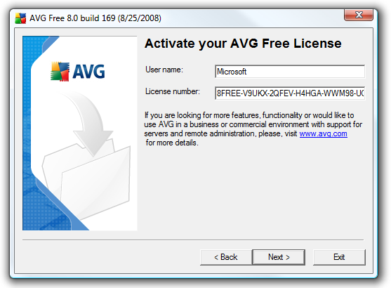 free license