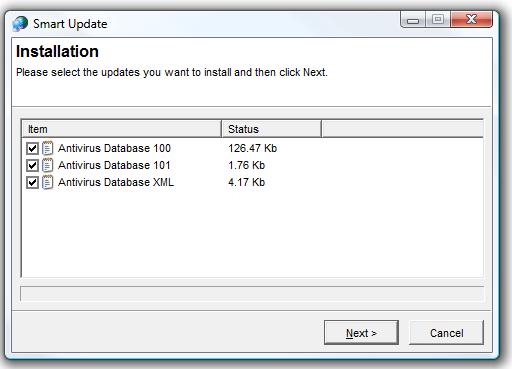 smart update files