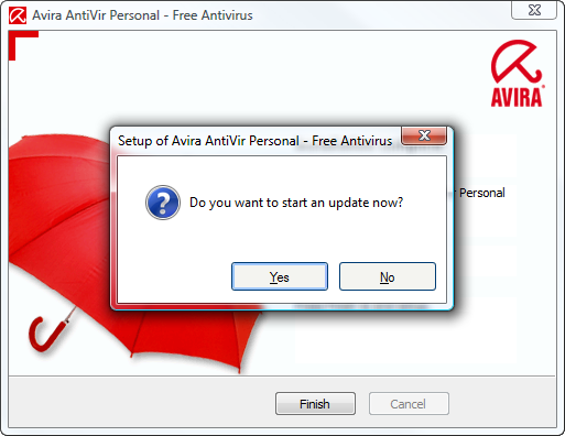 secure computing free virus protection with antivir personal edition