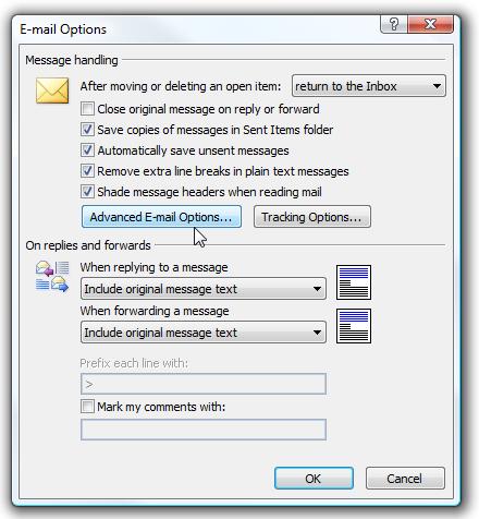 Quick Tip: Turn Off Desktop Email Notifications in Outlook