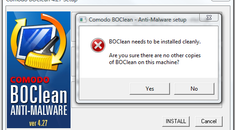 Secure Computing: Identify and Eliminate Spyware with Comodo BOClean